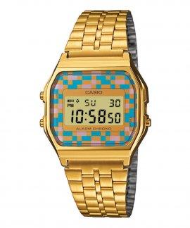 Casio Collection Retro Relógio Mulher A159WGEA-4AEF