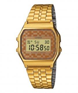 Casio Collection Retro Relógio Mulher A159WGEA-9AEF