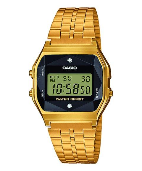 Casio Collection Retro Relógio Mulher A159WGED-1EF