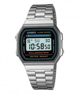 Casio Collection Retro Relógio A168WA-1YES