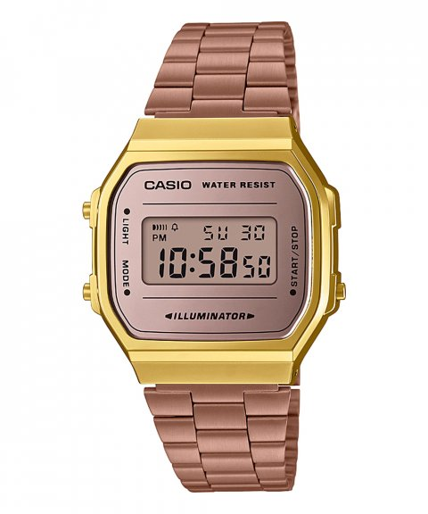 Casio Collection Retro Relógio Mulher A168WECM-5EF