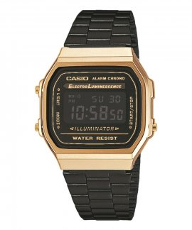 Casio Collection Retro Relógio A168WEGB-1BEF