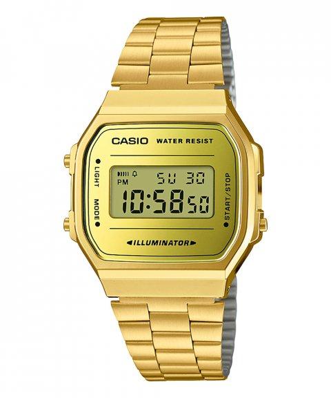 Casio Collection Retro Relógio Mulher A168WEGM-9EF