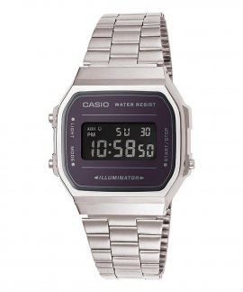 Casio Collection Retro Relógio A168WEM-1EF