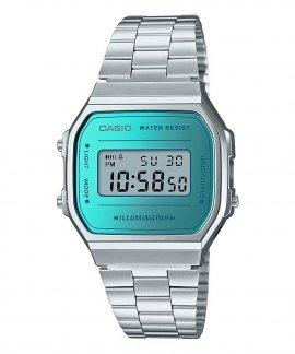 Casio Collection Retro Relógio A168WEM-2EF