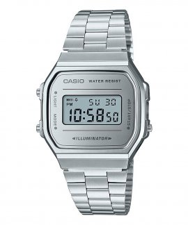 Casio Collection Retro Relógio A168WEM-7EF