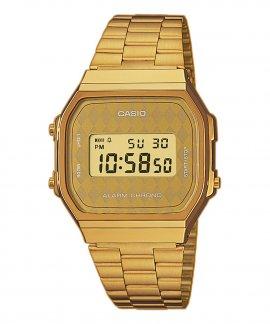 Casio Collection Retro Relógio Mulher A168WG-9BWEF