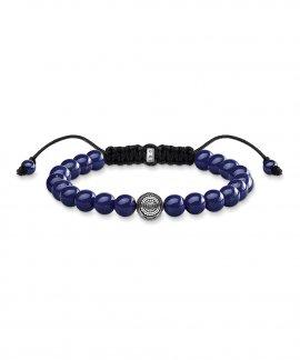 Thomas Sabo Ethnic Blue Joia Pulseira A1779-535-1-L22