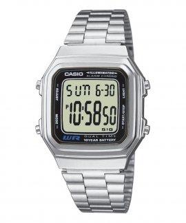 e36b7b55c96 Casio Collection Retro Relógio A178WEA-1AES