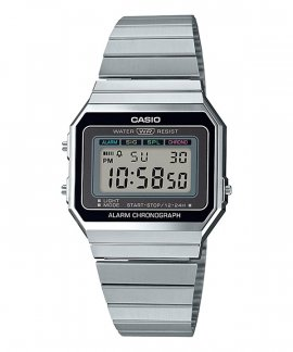 Casio Collection Vintage Relógio Mulher A700WE-1AEF