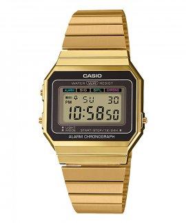 Casio Collection Vintage Relógio Mulher A700WEG-9AEF