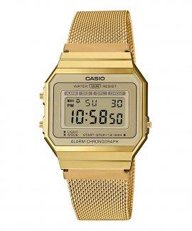 Casio Collection Vintage Relógio Mulher A700WEMG-9AEF