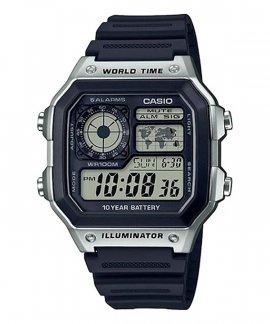 Casio Collection Relógio Homem AE-1200WH-1CVEF