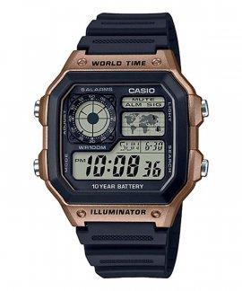 Casio Collection Relógio Homem AE-1200WH-5AVEF