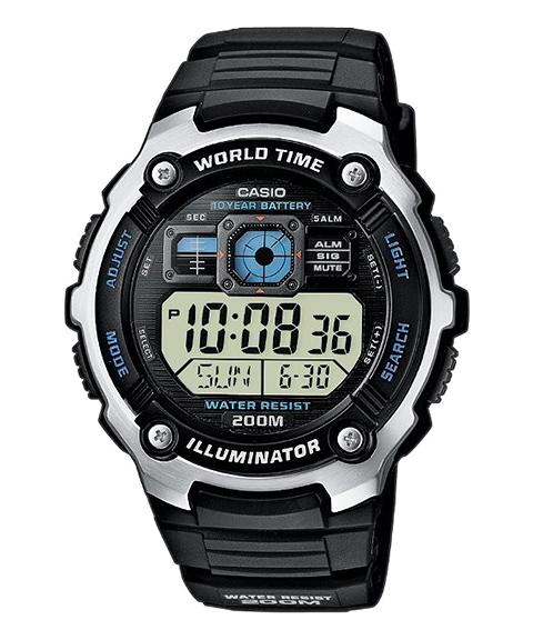 Casio Collection Relógio Homem AE-2000W-1AVEF