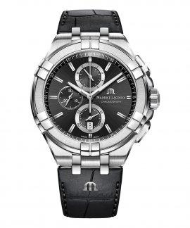 Maurice Lacroix Aikon Relógio Homem Chronograph AI1018-SS001-330-1