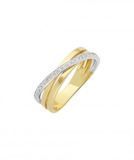 Encantus Eternity Joia Anel Mulher Ouro 19.2K AN0109I