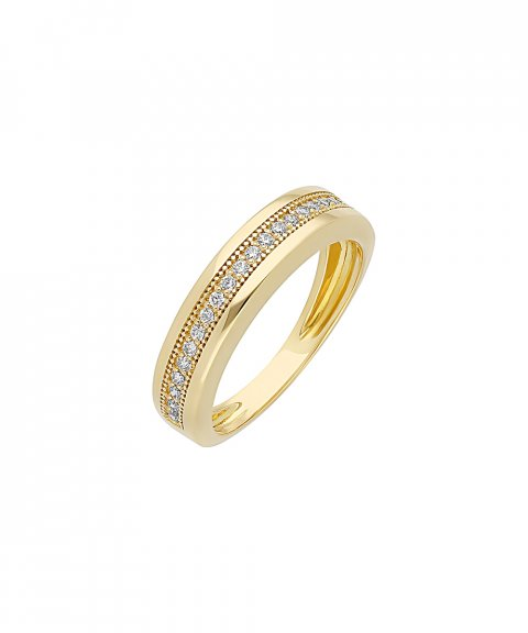 Encantus Constance Joia Anel Mulher Ouro 19.2K AN3474A