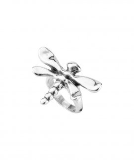 Uno de 50 My Dragonfly Joia Anel Mulher ANI0563MTL000
