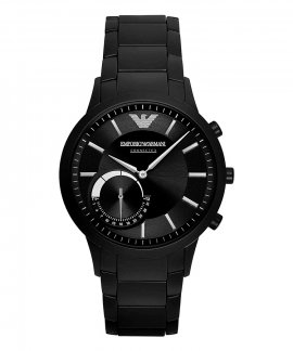 Emporio Armani Connected Hybrid Smartwatch Relógio Homem ART3001