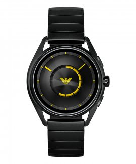 Emporio Armani Connected Touchscreen Smartwatch Relógio ART5007