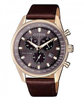 Citizen Chrono Sport Relógio Homem Eco-Drive AT2393-17H
