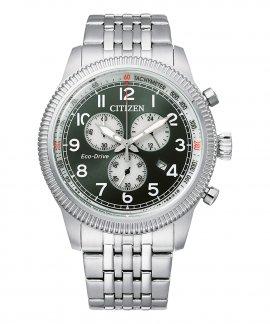 Citizen Eco-Drive Chronograph Relógio Homem AT2460-89X