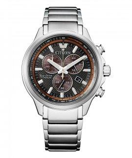 Citizen Super Titanium Crono 2470 Relógio Homem Cronógrafo AT2470-85H