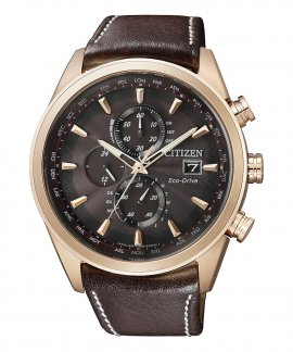 Citizen Elegant Relógio Homem Chronograph AT8019-02W