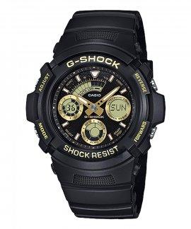 Casio G-Shock Black and Gold Basic Relógio Homem AW-591GBX-1A9ER