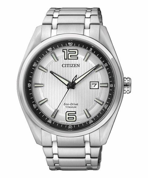 Citizen Super Titanium Relógio Homem AW1240-57B