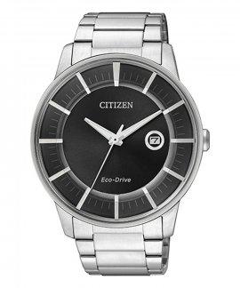 Citizen Metal Relógio Homem Eco-Drive AW1260-50E
