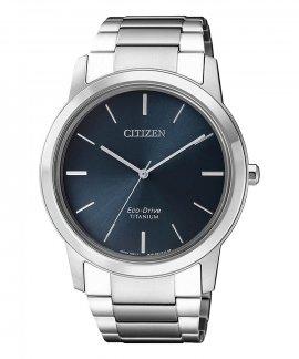 Citizen Super Titanium Eco-Drive Relógio Homem AW2020-82L