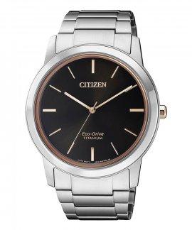 Citizen Super Titanium Eco-Drive Relógio Homem AW2024-81E