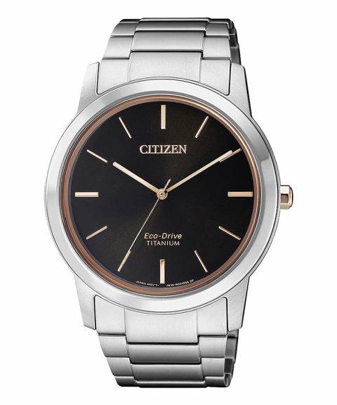 Citizen Super Titanium Relógio Homem AW2024-81E