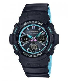 Casio G-Shock 90´s Pastel Color Relógio Homem AWG-M100SPC-1AER