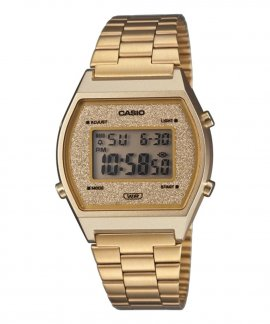 Casio Collection Vintage Edgy Relógio Mulher B640WGG-9EF