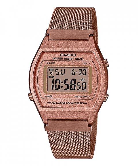Casio Collection Vintage Edgy Relógio Mulher B640WMR-5AEF