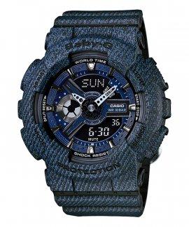 Casio Baby-G Denim Relógio Mulher BA-110DC-2A1ER
