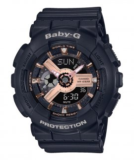 Casio Baby-G Urban Style Relógio Mulher BA-110RG-1AER