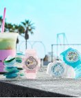 Casio G-Shock Sea Glass Relógio Mulher BA-110SC-4AER