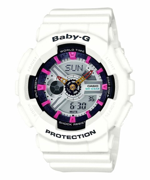 Casio Baby-G Sneaker Relógio Mulher BA-110SN-7AER