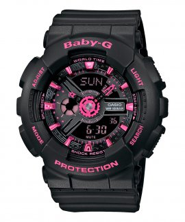 Casio Baby-G Basic Relógio Mulher BA-111-1AER