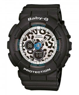 Casio Baby-G Leopard Face Relógio Mulher BA-120LP-1AER