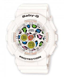 Casio Baby-G Leopard Face Relógio Mulher BA-120LP-7A1ER