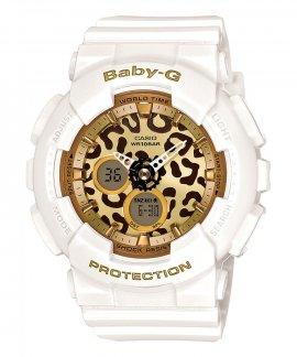 Casio Baby-G Leopard Face Relógio Mulher BA-120LP-7A2ER