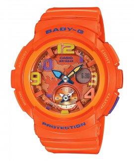 Casio Baby-G Beach Traveller Relógio Mulher BGA-190-4BER