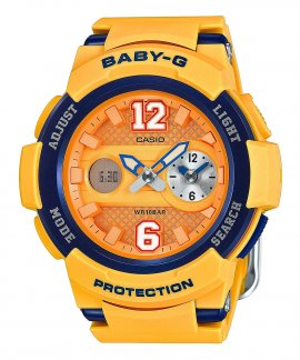 Casio Baby-G Street Uniform Relógio Mulher BGA-210-4BER