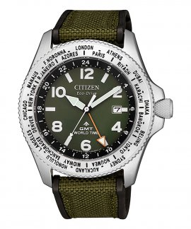 Citizen Promaster GMT Relógio Homem  Eco-Drive BJ7100-23X