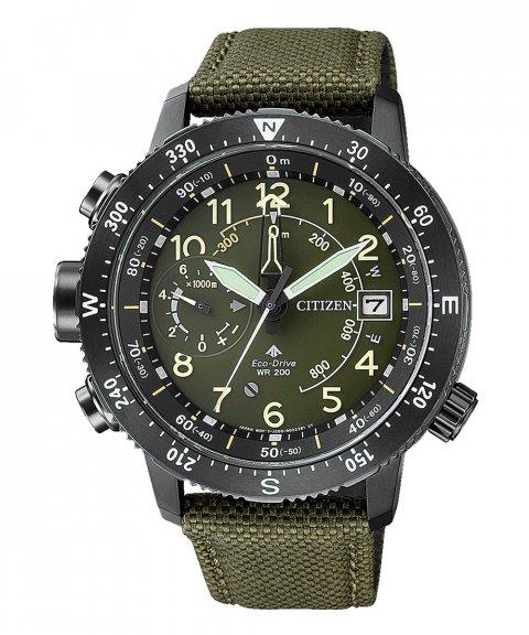 Citizen Promaster Altichron Relógio Homem BN4045-12X